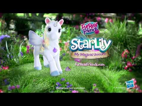 FurReal StarLily, My Magical Unicorn