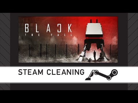 Steam Cleaning - Black The Fall  