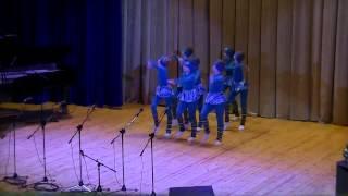 Новогодний концерт ДШИ №8 г.Ульяновск