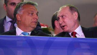 Vlagyimir Putyin Budapesten