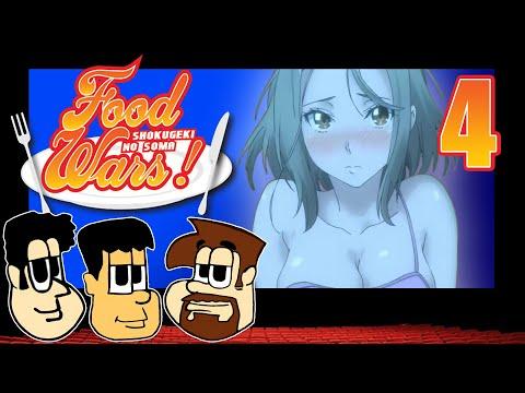 Food Wars! (Shokugeki no Soma) - 4 - Spectro Theater