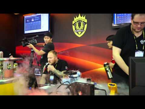 Gskill Overclocking Update - OC World Cup - Computex 2015