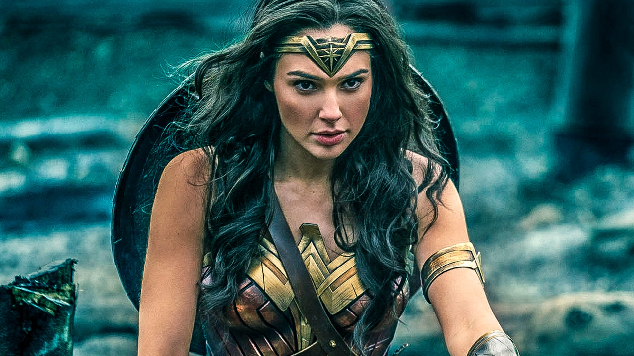 Wonder Woman Trailer 4 2017 Youtube