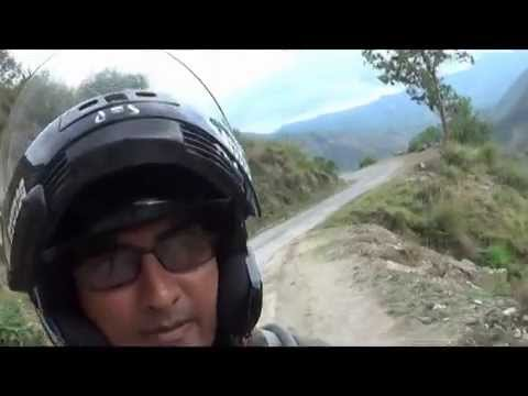 First Solo Trans Himalaya Motor Bike Expedition 2013