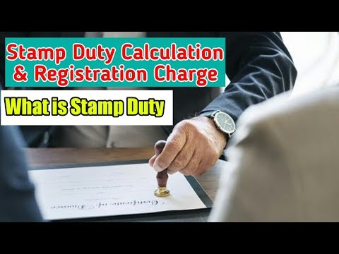 Stamp Duty & Registration Charges in Sale Deed | Transfer of Property via Sale Deed