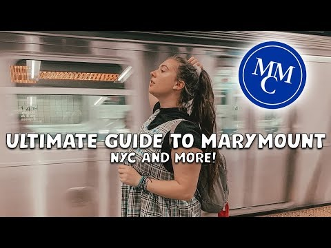 Everything You Need to Know About Marymount Manhattan College