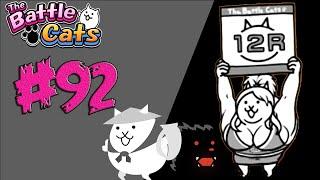 The Battle Cats #92 Ring Girl Cat, Esta Chica No Puede Ser Detenida   Gameplay Español   The Jeg