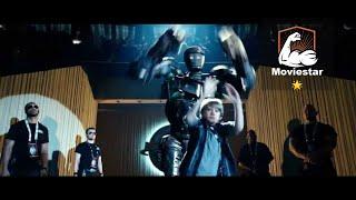 Atom & max dance real steel movieRobot dance videoWhatsApp status tamil