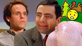 Turkey BOOM | Bean Movie | Funny Clips | Mr Bean Official