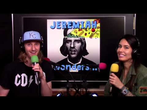 Jeremiah wonders... #22-  Khalyla (TigerBelly)
