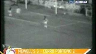 1975 - Copa Libertadores - Primera Fase - Vuelta - Newell