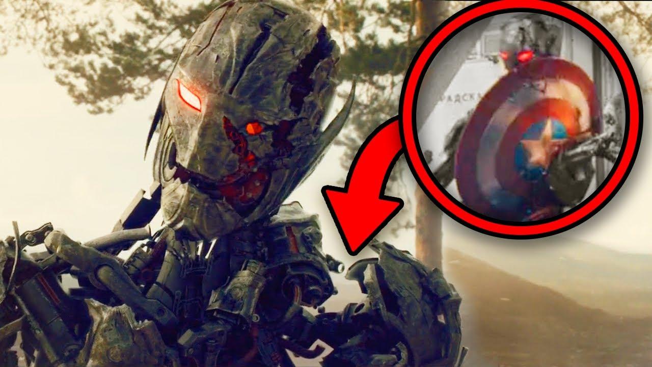 Download Avengers Age of Ultron Breakdown! NEW Hidden Visual Details & Endgame Clues!