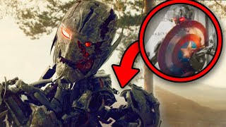 Avengers Age of Ultron Breakdown! NEW Hidden Visual Details & Endgame Clues!
