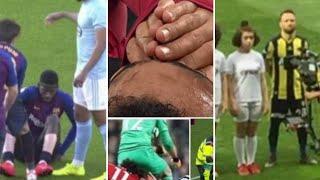 Salah KO! Dembele blessé...PSG fait match nul,