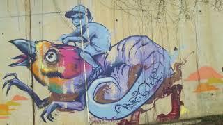 Графити в Шумен