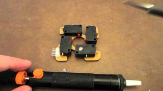 How to: Repair Broken Sanwa JLF Joystick directions