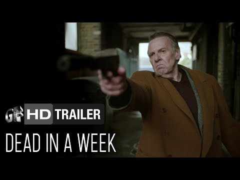 Dead in a Week Aneurin Barnard, Tom Wilkinson