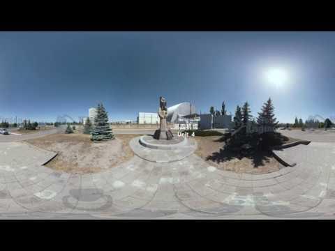 8K VR 360° Chernobyl Documentary