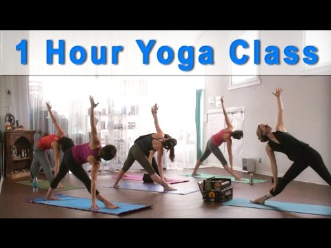 Bhakti yoga class yoga flow with Kumi Yogini ॐ