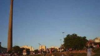 Fanfarronices do gaudério Tito (o gigante em POA-RS)