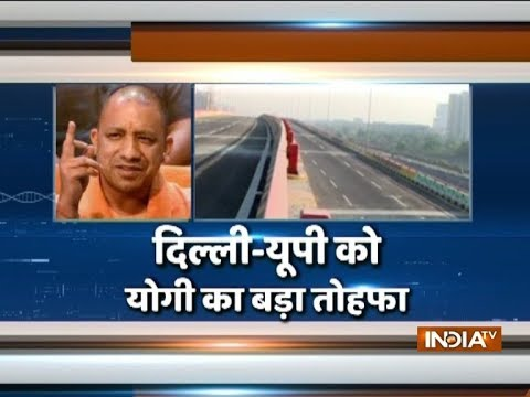 UP CM Yogi Adityanath to inaugurate elevated road in Ghaziabad today