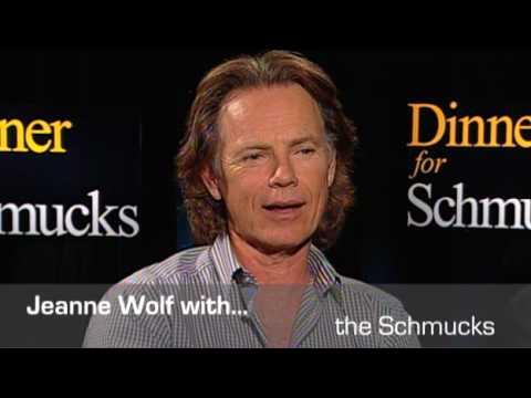 Steve Carell, Paul Rudd, et al - Dinner For Schmucks Interview 1 of 2