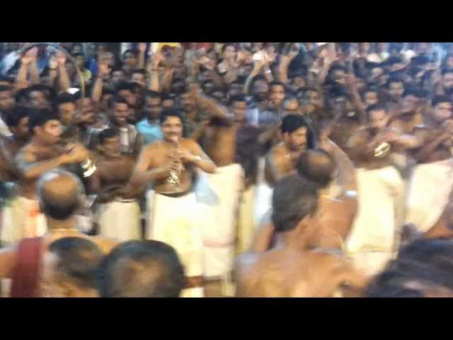 Aalinkeezh Melam : Poilkave Sree Vanadurga Devi Temple Travel Video