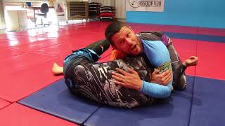 The Awesome D'arce Choke   One Of My Favourites!