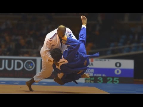 Judo Highlights - Jeju Grand Prix 2015