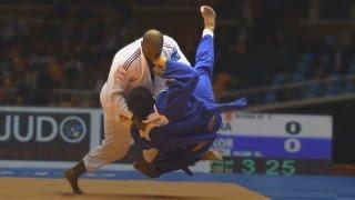Judo Highlights - Jeju Grand Prix 2015