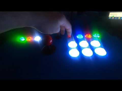 Arcade PacUp: Arcade1Up on the go prototype, Part 2 from Phreakwar PC Custom Builds
