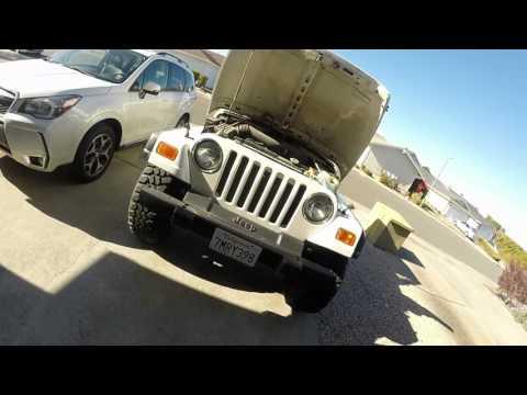 2000 Jeep Wrangler: Ep. 1: Introduction