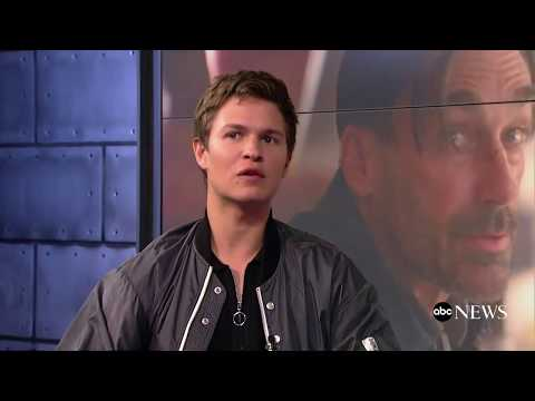 'Baby Driver': Ansel Elgort interview on staring in Edgar Wright Action Movie