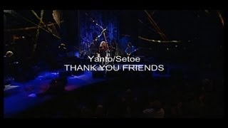 Thank You Friends - Robert Plant Jimmy Page