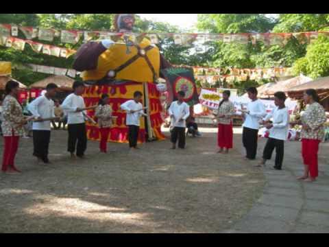 Kalutang Playing Preservation - Gasan, Marinduque