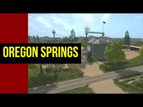 OREGON SPRINGS V1.0.0.0 || Map Review