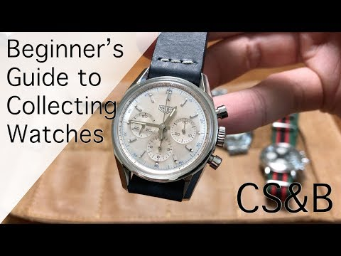 Beginner's Guide to Collecting Watches: Philosophies on Building a Better Watch Collection