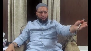 Telangana and The Muslim Question with MIM chief Asaduddin Owaisi