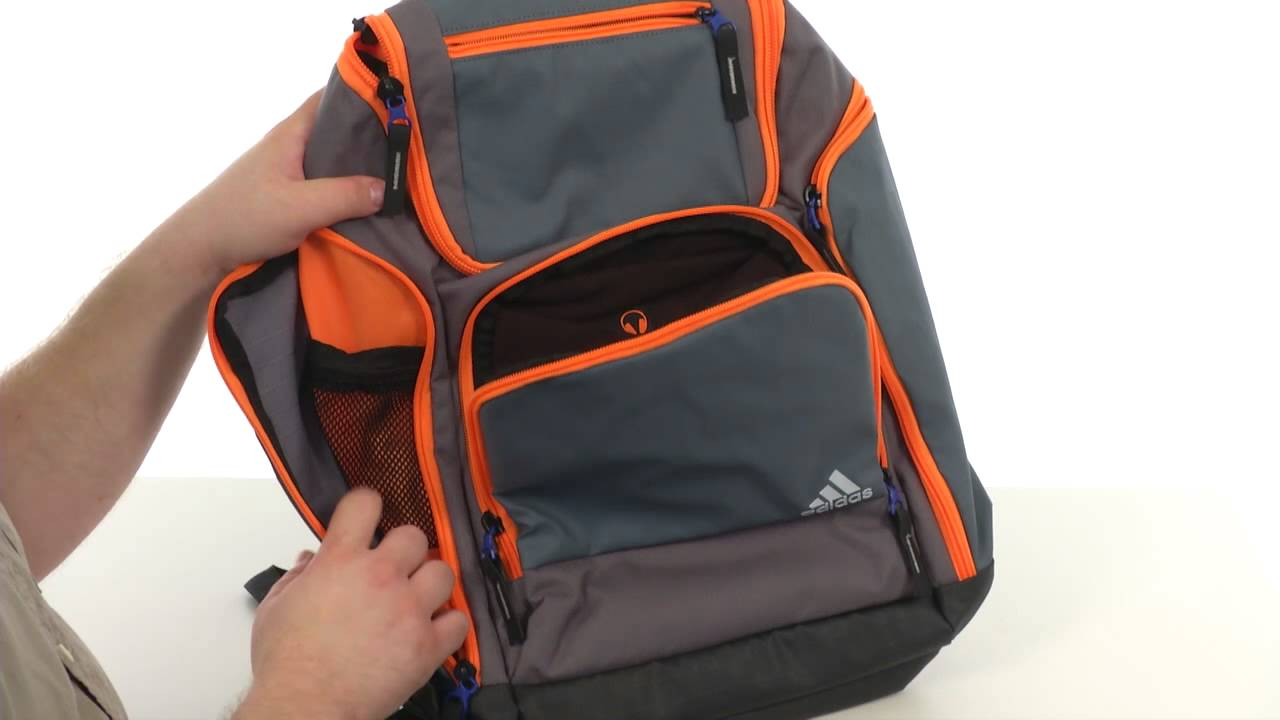 bafe1a7cb0 adidas Energy Backpack SKU 8325092 - YouTube