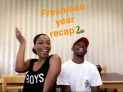 FAMU Freshman year RECAP