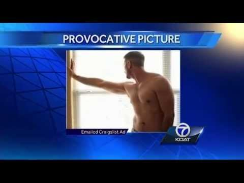 Nearly Naked Craigslist Ad Called A Political Attack In Santa Fe