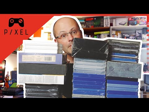 Video Game Pickups #8 - 80 Games! - It's a Pixel THING - Ep.#91