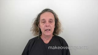 A Shocking Years Younger: A MAKEOVERGUY®  Makeover