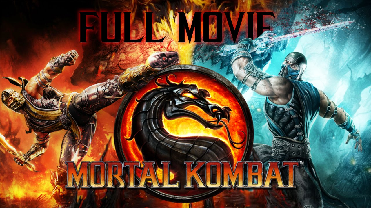mortal kombat 2011 full movie remastered youtube
