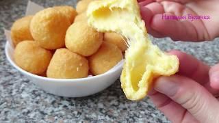 Просят Готовить ДВОЙНУЮ Порцию! Вкусно до безумия ! Сырные шарики.