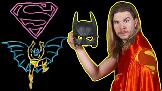 12 Ways Superman Could Beat Batman Instantly (But Won't) (Because Science w/ Kyle Hill)