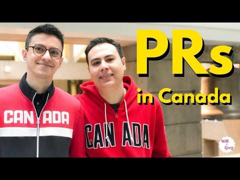 Nosso processo para Residência Permanente no Canadá