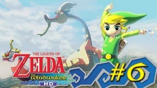 The Wind Waker HD Walkthrough Part #6: Dragon Roost Cavern
