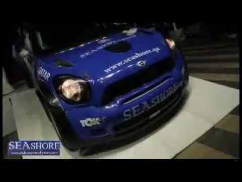 Seashore Rally Team in Dubai Rally 2012 by mmsrally com