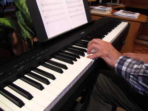 Klavir Vjezba S Obje Ruke Za Note C G 02 Youtube
